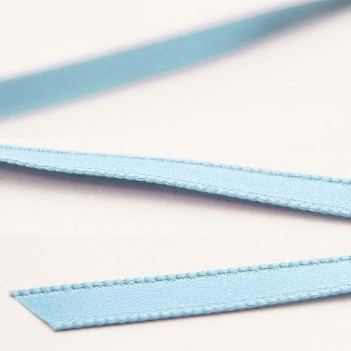 turquoise notary ribbon